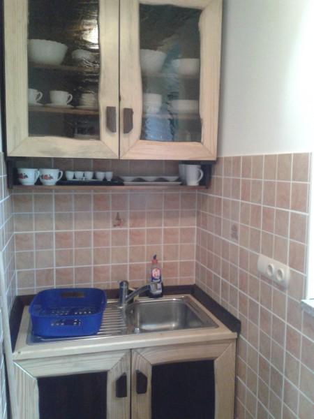 Felszerelt konyha