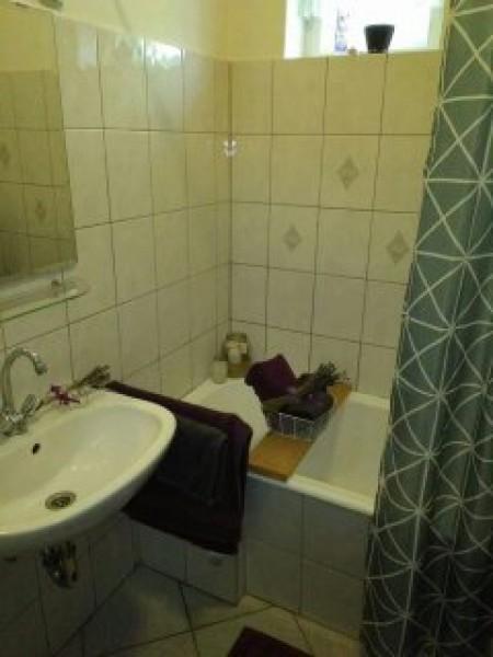 Fürdőszoba káddal