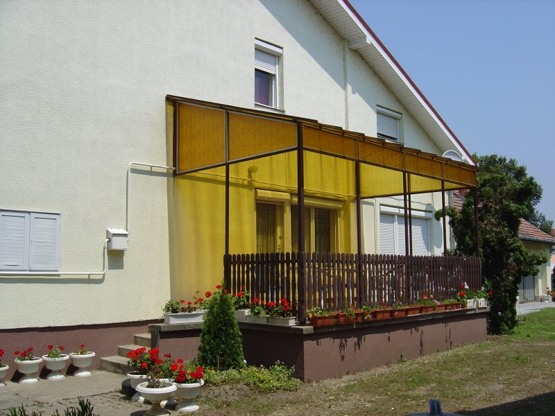 Libelle ház