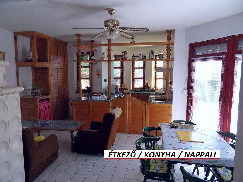 nappali / konyha/étkező