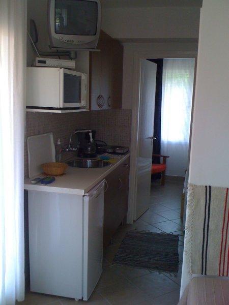 B apartman konyha