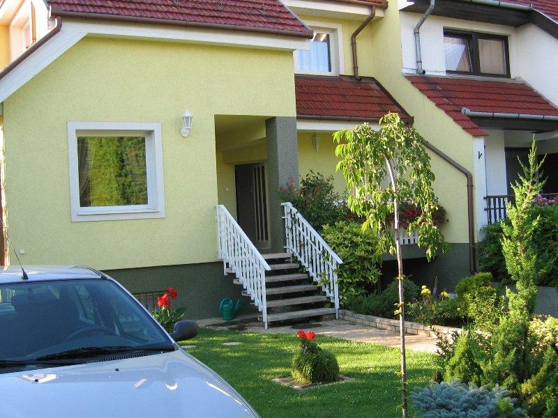 ház külső kép